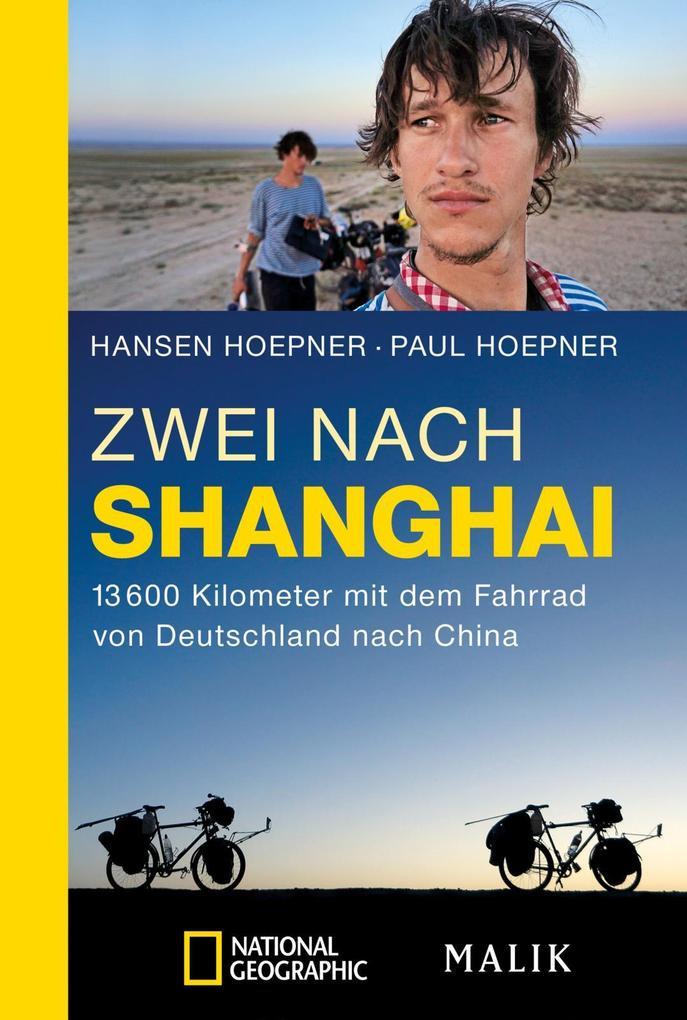 Zwei nach Shanghai als Taschenbuch