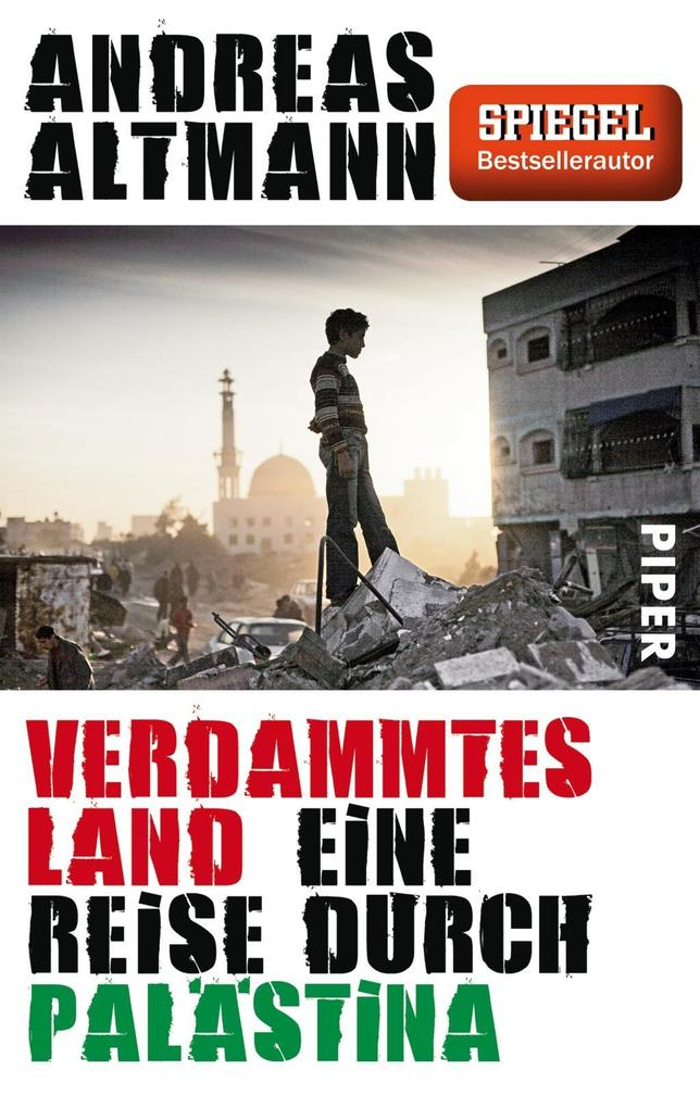 Verdammtes Land als Taschenbuch von Andreas Alt...