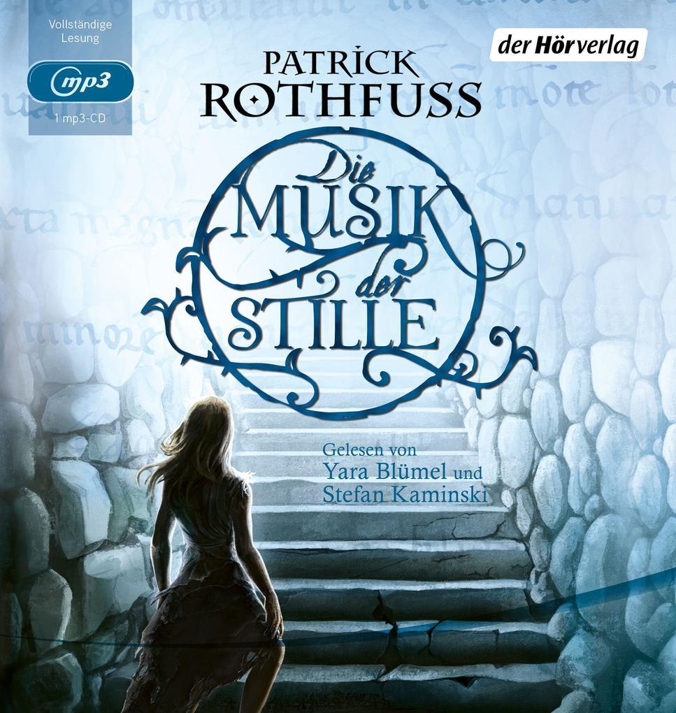 Die Musik der Stille als Hörbuch CD von Patrick...