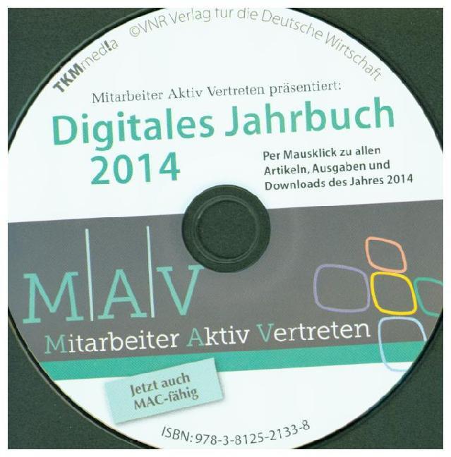 MAV - Mitarbeiter Aktiv Vertreten Digitales Jah...