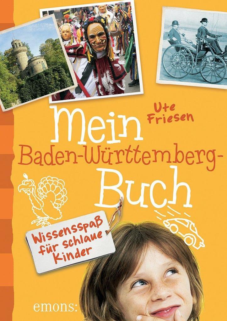 Mein Baden-Württemberg-Buch als Taschenbuch von...