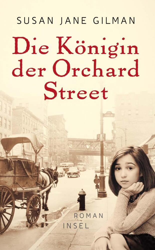 Die Königin der Orchard Street als Buch
