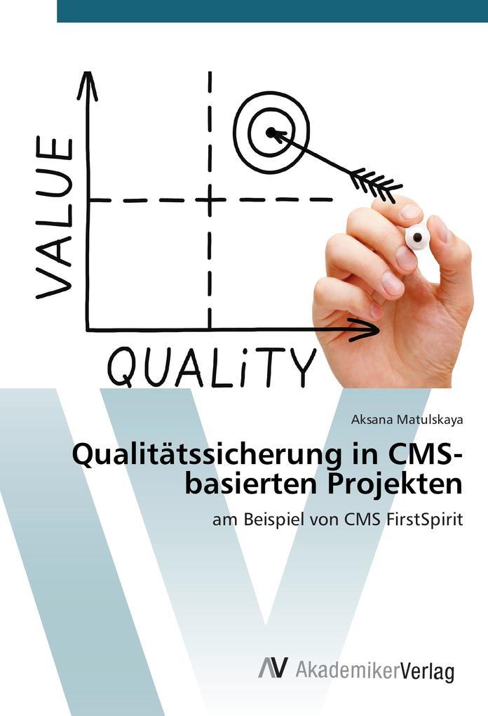 Qualitätssicherung in CMS-basierten Projekten a...