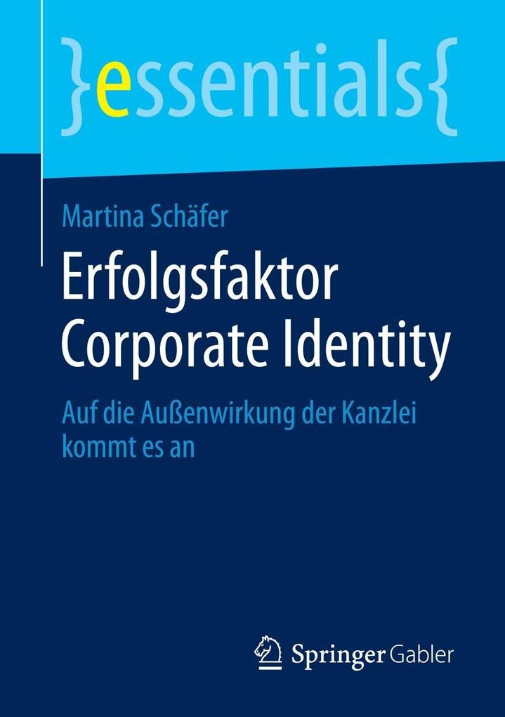 Erfolgsfaktor Corporate Identity als eBook Down...