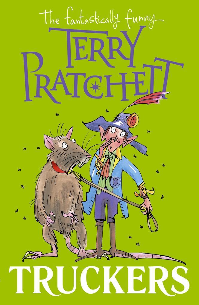 Truckers als Taschenbuch von Terry Pratchett