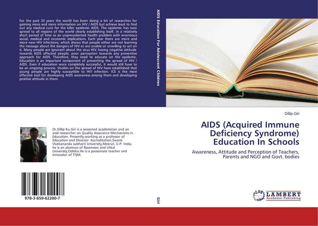 AIDS (Acquired Immune Deficiency Syndrome) Educ...