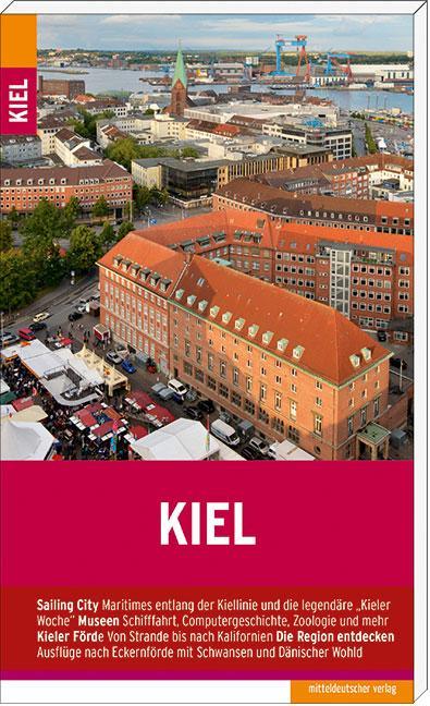 Kiel als Buch von Christine Lendt