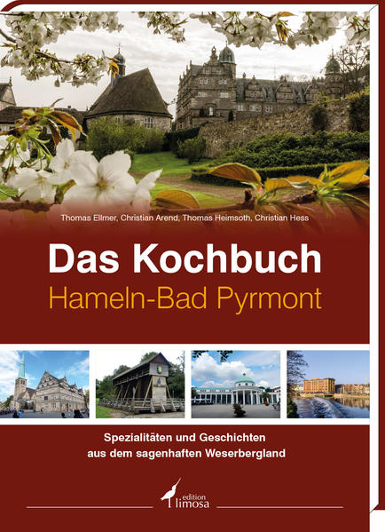 Das Kochbuch Hameln-Pyrmont als Buch von Thomas...