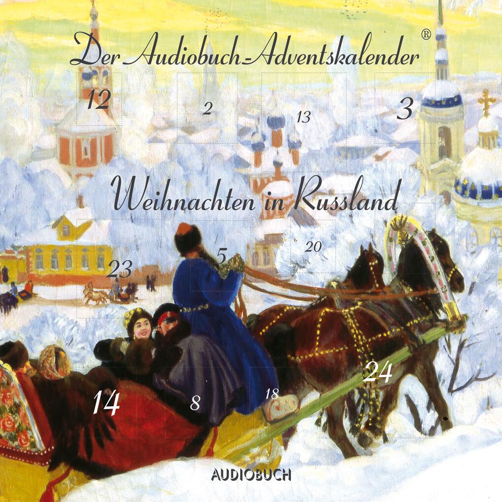 Weihnachten in Russland als Hörbuch Download