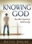 Knowing God - 5 Pack: Your Most Important Relationship