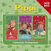 Pippi Langstrumpf Hörspielbox