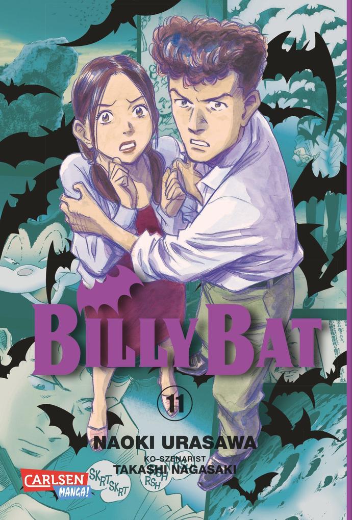 Billy Bat 11 als Buch von Naoki Urasawa, Takash...