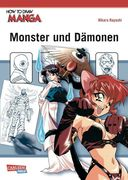 How To Draw Manga: Monster und Dämonen