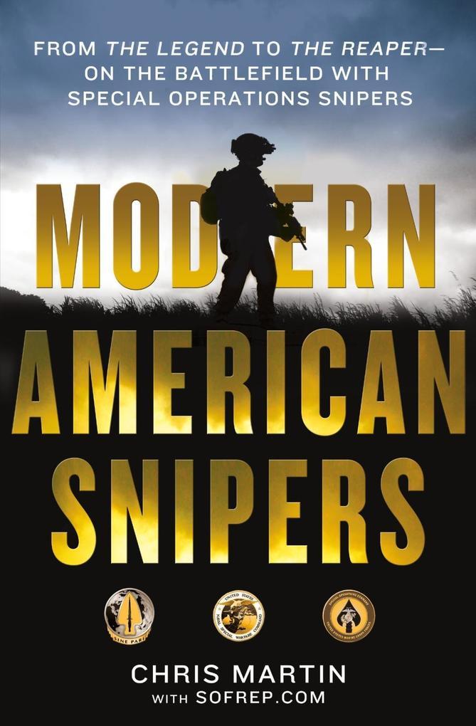 Modern American Snipers als eBook Download von ...