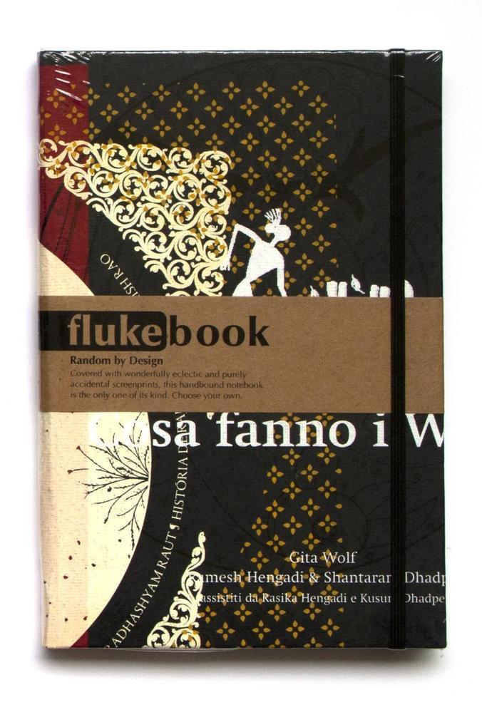 Fluke Book. Gross, unliniert als Buch von Books...