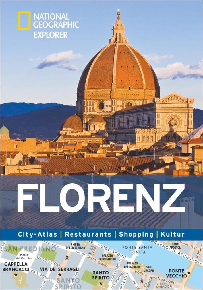 National Geographic Explorer Florenz als Buch von