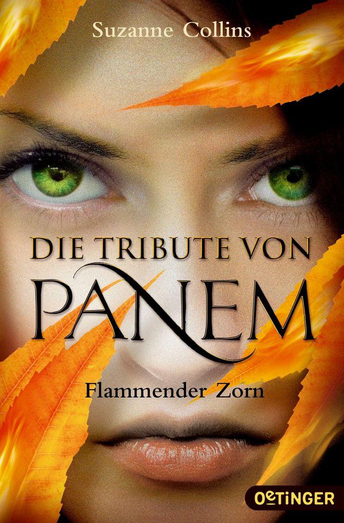Die Tribute von Panem 3 - Flammender Zorn als Mängelexemplar