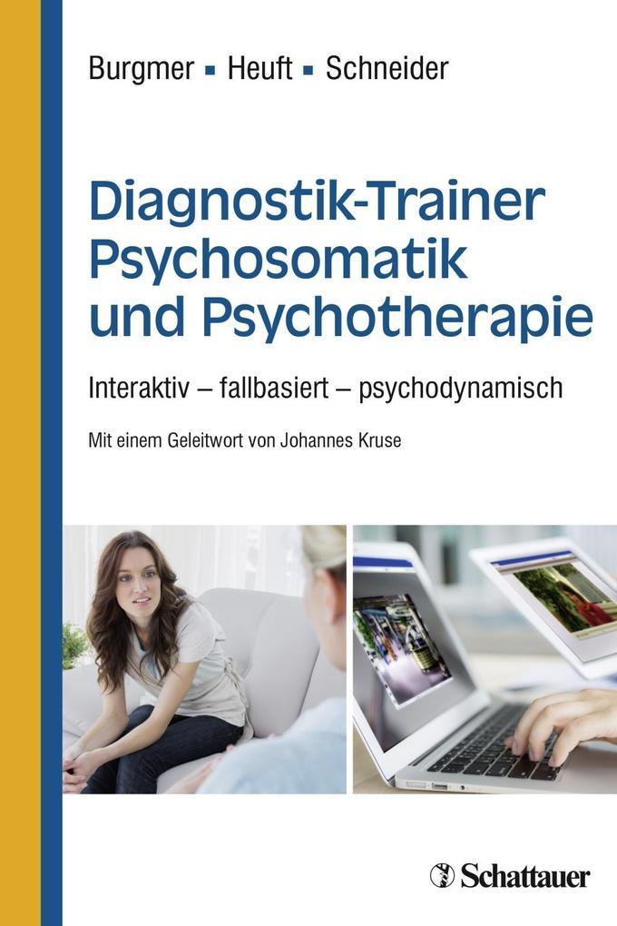 Diagnostik-Trainer Psychosomatik und Psychother...