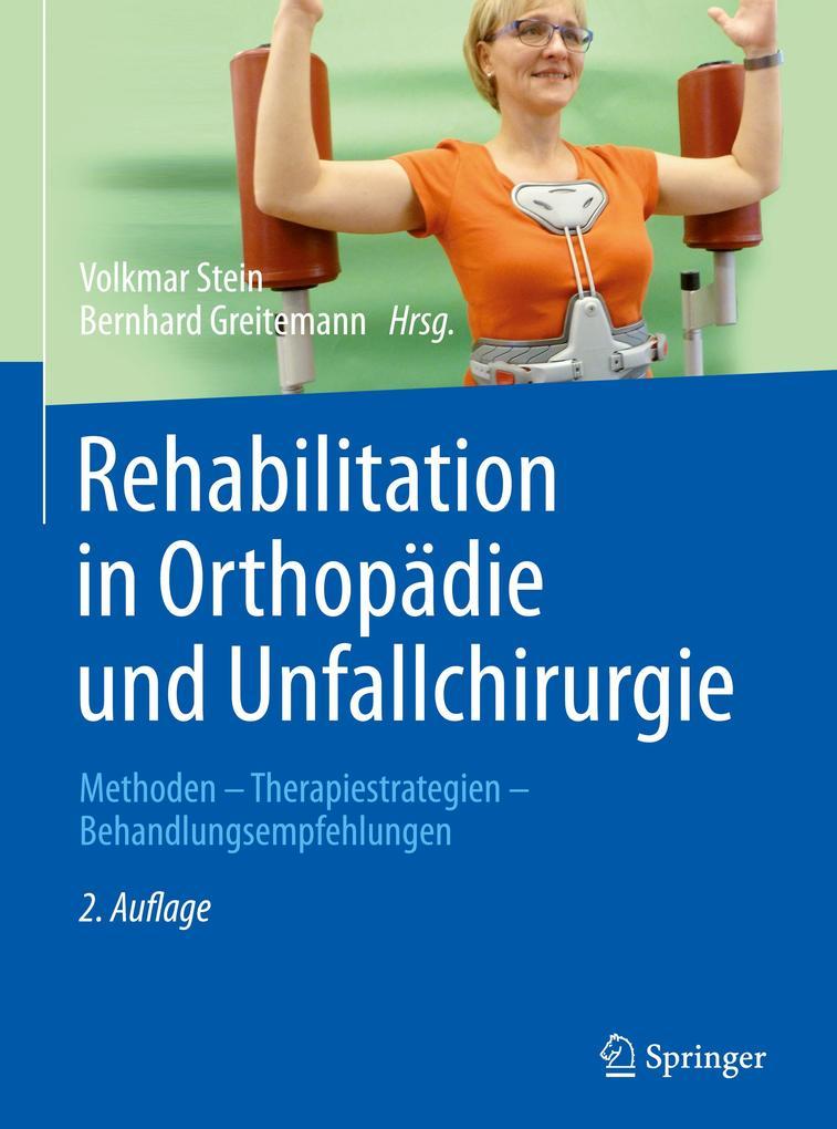 Rehabilitation in Orthopädie und Unfallchirurgi...