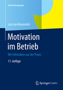 Motivation im Betrieb