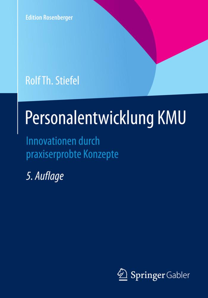 Personalentwicklung KMU als Buch