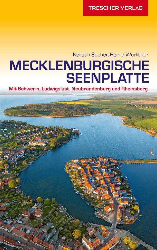 Mecklenburgische Seenplatte als Buch von Kersti...
