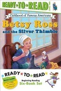 Childhood of Famous Americans Ready-To-Read Value Pack #2: Abigail Adams; Amelia Earhart; Clara Barton; Annie Oakley Saves the Day; Helen Keller and t