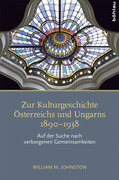 Zur Kulturgeschichte Österreichs und Ungarns 1890-1938