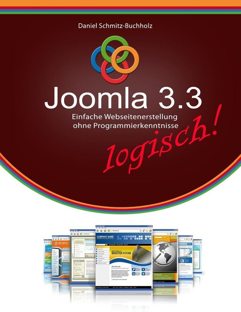 Joomla 3.3 logisch! als eBook Download von Dani...