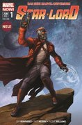 Star-Lord 01 - Space Outlaw