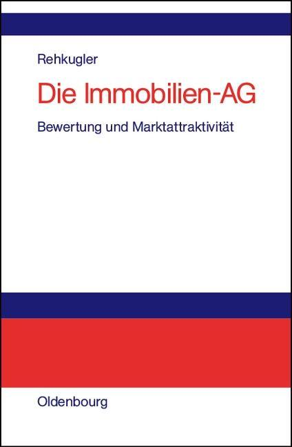 Die Immobilien-AG als eBook Download von