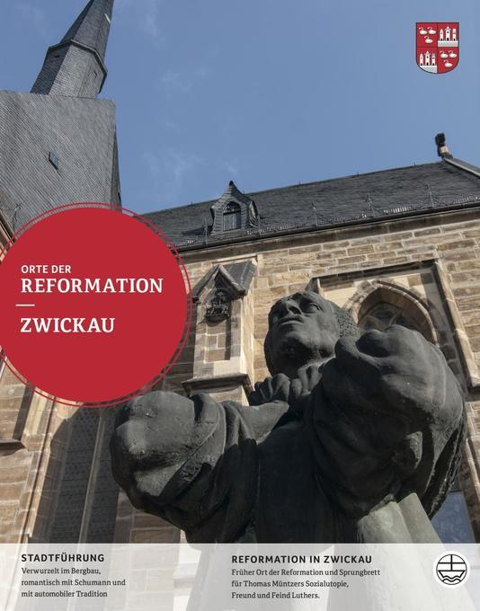 Zwickau als Buch von Steffen Raßloff