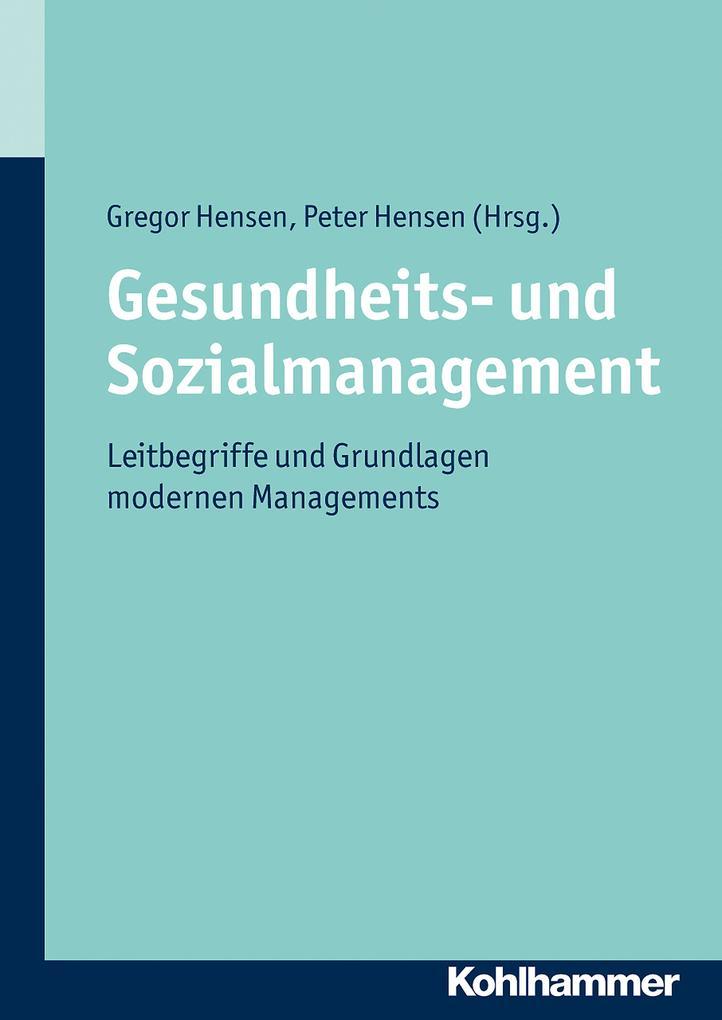 Gesundheits- und Sozialmanagement als eBook