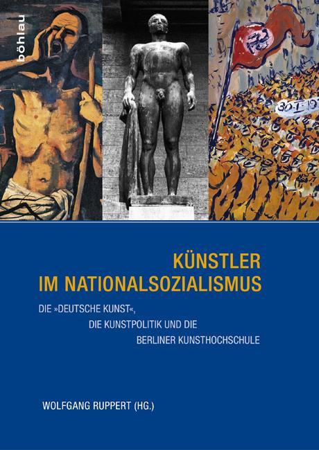 Künstler im Nationalsozialismus als Buch von Ni...