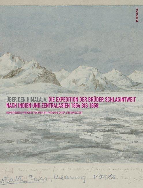 Über den Himalaja als Buch von