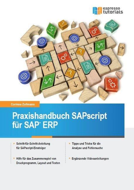 Schnelleinstieg SAPscript für SAP ERP als Buch ...