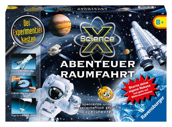 ScienceX® Abenteuer Raumfahrt als sonstige Artikel