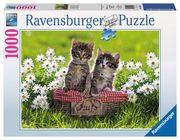 Ravensburger Puzzle - Picknick auf der Wiese, 1000 Teile