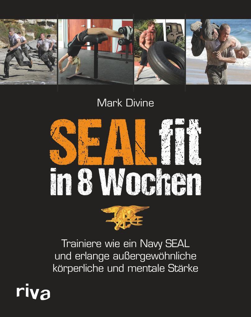 SEALfit in 8 Wochen als Buch