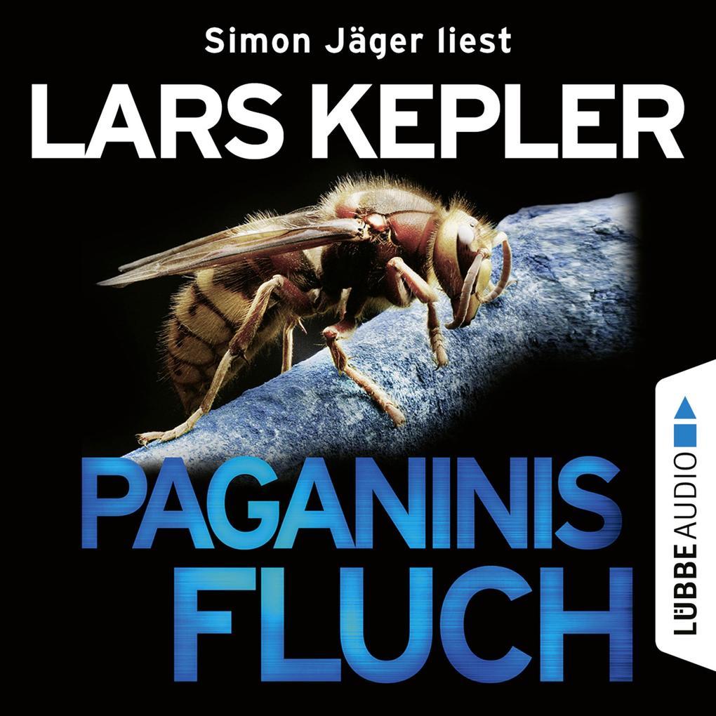 Paganinis Fluch (Ungekürzt) als Hörbuch Download