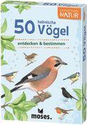 Expedition Natur: 50 heimische Vögel