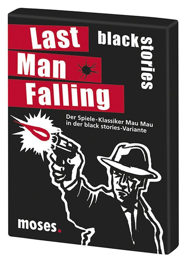 moses. - Black stories - Last man falling