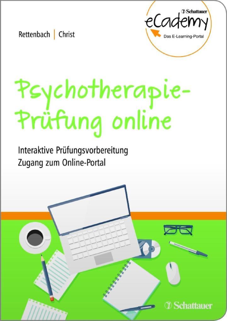 Psychotherapie-Prüfung online