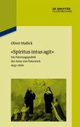 »Spiritus intus agit«