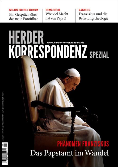 Phänomen Franziskus als Buch von