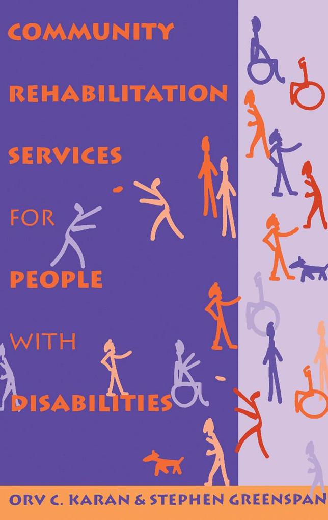 Community Rehabilitation Services for People wi...
