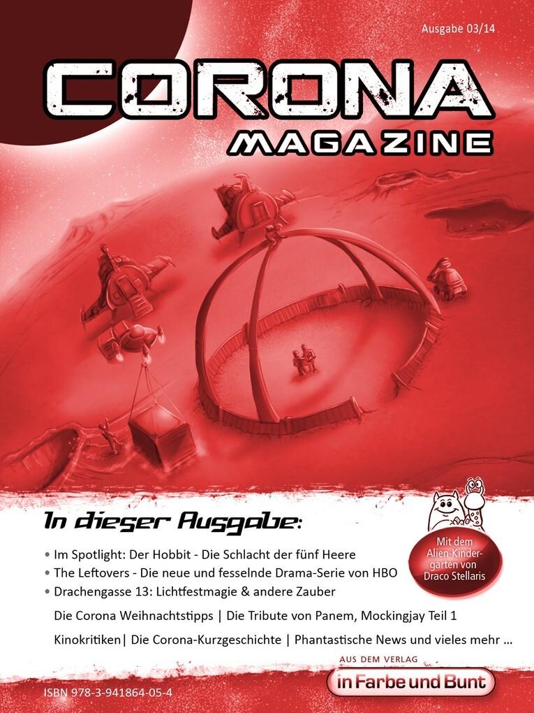 Corona Magazine 03/2014: Dezember 2014 als eBook