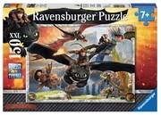 Drachenzähmen leicht gemacht. Puzzle 150 Teile XXL