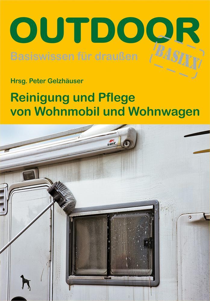 Reinigung und Pflege von Wohnmobil und Wohnwage...