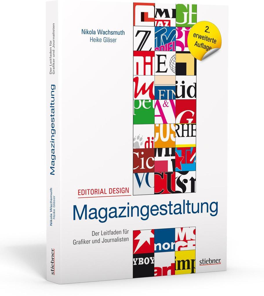 Editorial Design - Magazingestaltung als Buch v...